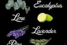 Essential oils / by Elaine Smith