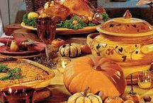 Halloween/Thanksgiving / Ideas, recipes, decor and more - all about Halloween and Thanksgiving :) / by Teresa Mendoza Sundberg