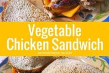 Recipes: Sandwiches, Sliders and Finger Foods