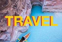 Travel / Get out and explore with travel tips, destinations around the world, and off-the-grid places to discover.
