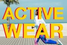 Activewear / All the clothing, shoes, and accessories you need to tackle any activity—tested and loved by our staff.