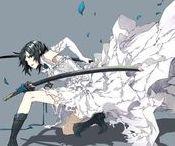 Anime Women ( Fighter )