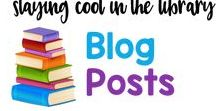 Blog Posts - Staying Cool in the Library