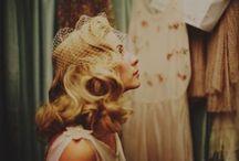 wedding hair / by Elizabeth Christensen