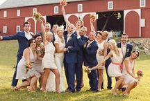 bridal party / by Elizabeth Christensen