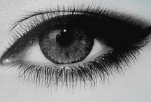 Eye lash Extensions and Make-up / by Sharron Tsierkezou
