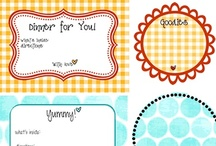 Printables To Encourage / We LOVE sweet Printables whether they are to print and put on our own wall or to place on a meal for a friend (or... Ask solicitors to kindly leave without knocking). Here are a few of our favorites and be sure to let us know which ones you love and maybe even downloaded or printed!