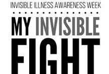 Invisible Illness Week / invisibleIllnessWeek.com was established in 2002 by us (RestMinistries.com) and we are thrilled to be able to create more awareness and resources via Pinterest. We have dozens of workshops via BlogTalkRadio and YouTube from our years worth of virtual conferences, lots of bloggers and articles and so much more. Welcome!