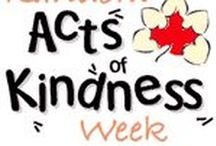 Kindness-Other Centered / Matthew 5:16 In the same way, let your light shine before others, so that they may see your good works and give glory to your Father who is in heaven.