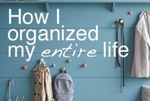 Organized...Who...Me? / by Tuckee