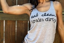 paleo&crossfit / All things healthy, protein filled, and bad ass.  / by Maddy Clark