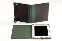 iPad Cases / A small Minneapolis based family company, using local craftsmen to  construct beautiful, bookbindery cases for touch devices.