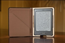 Kindle Cases / A small Minneapolis based family company, using local craftsmen to  construct beautiful, bookbindery cases for touch devices.