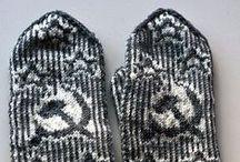 tricotí tricotá / Patrones y diseños de punto | #tricot #knitting #media #pattern / by KRAFT★CROCH | Marisa
