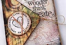Altered Books & Journals / by Brenda Scott