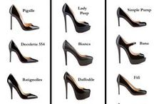Style | Women | Shoes / by Alyna Briscoe