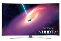 Samsung / Samsung's latest innovations! #SUHD #4K #TV #SmartHome #SmartTV #SmartPhone #SmartWatches #Appliances #HomeTheater #Speakers / by PC Richard & Son