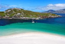 OUTER HEBRIDES / Isles of Harris, Lewis and Uist - Scotland / by Erin Garrett