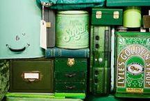 Feeling Green / Green Inspiration