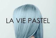 LA VIE PASTEL / by REBECCA TAYLOR