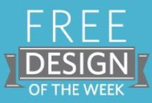 FREEbies! / There's nothing better than FREE! We've searched found some awesome goodies that won't cost you a dime.  From classes to fonts to digital and cut files!   *At the time of pinning, offers were valid. Not responsible for price changes by individual companies. / by Down Memory Lane