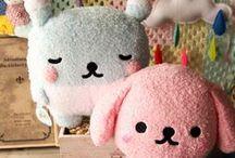 Cute Plush / Cute plush tutorials and inspiration / by Handmade Stuffs Handmade Stuffs
