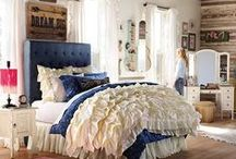 Big Girls Bedroom