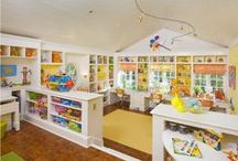 Homeschool Famiy: Fun, Creative and Learning Spaces