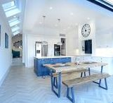 Open-Plan Perfection / Open-plan living has become the dream for many homeowners and looking at the following projects, it is easy to see why.