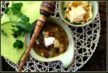 Soups, Stews and Chili / Soup recipes, stew recipes and chili recipes.