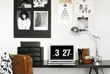 Too small office / by Caitlin Volk