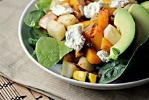 Salad Recipes / Salad recipes, fruit salad recipes and salad dressing recipes. For side dishes