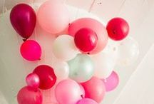 How We Celebrate / Blow up the balloons and string up the streamers, our seasonal celebration board has heaps of creative ideas to explore. #celebrate #party #holidays / by Boden