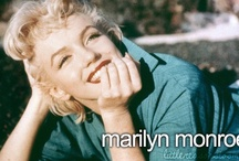 Marilyn / by Jodie Magill
