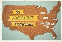 our travels together / by Heather Dauen