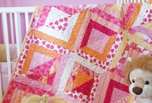 Baby Quilt's..... / by Becky Coles
