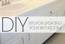 Bath Must Haves / Bathroom decor and ideas I like / by Cassandra Smith