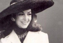 Maria Felix / My Style Icon & Role Model