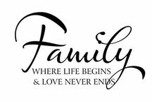 Family ties / All things family / by Cassandra Smith