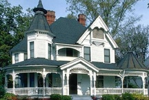 Victorian Dream Home / by Beth Fairfield