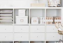 For the OCD | Organization Tips / organization tips, ocd, storage solutions, diy, help