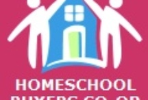 Homeschool Companies / by HOPE Home School Consulting
