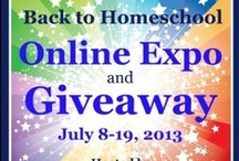 Giveaways! / by HOPE Home School Consulting