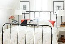 Bedroom Ideas / by Caitlin Volk
