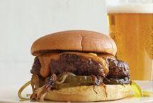 Burgers / Hamburger recipes. Burgers on the grill. Burgers on the Stove. Burgers in the oven.