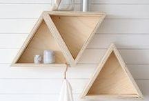 Geometric shapes // Formas geométricas / Estamos enamoradas de las formas geométricas
