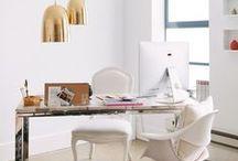 Work spaces // Espacios de trabajo