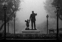 It All Started With A Mouse | Walt Disney / Walt Disney, Mickey Mouse, Disneyland, Disney