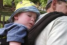 Babywearing for Families / Everything babywearing. How to do it safely and make it enjoyable for everyone.
