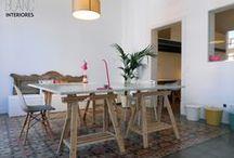 Blanc Interiores / Una casa bonita, una vida mejor. www.paulablanc.com